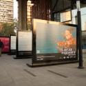 Sala de Exposiciones abierta a la Alameda. © Plataforma Urbana.