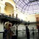 Muestra Permanente de esculturas. © Plataforma Urbana.