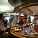 Restaurante del Paddock Preferencial. © Plataforma Urbana.