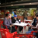 Cafetería en Tribuna Centenario. © Plataforma Urbana.
