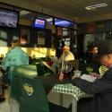 """Restaurante junto al Teletrack en sector """"La Palma"""". © Plataforma Urbana."""
