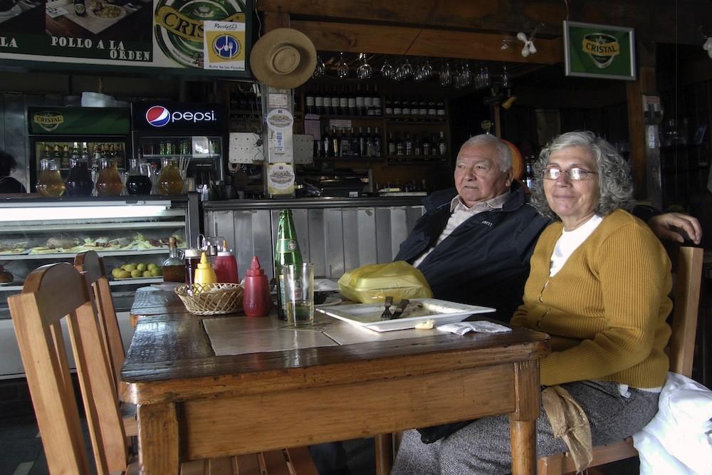 El Quitapena es lugar de encuentro y consuelo de los familiares. © Plataforma Urbana.