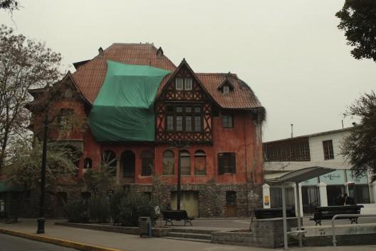 Gu a urbana de santiago barrio bellavista plataforma urbana - Casa camilo santiago ...