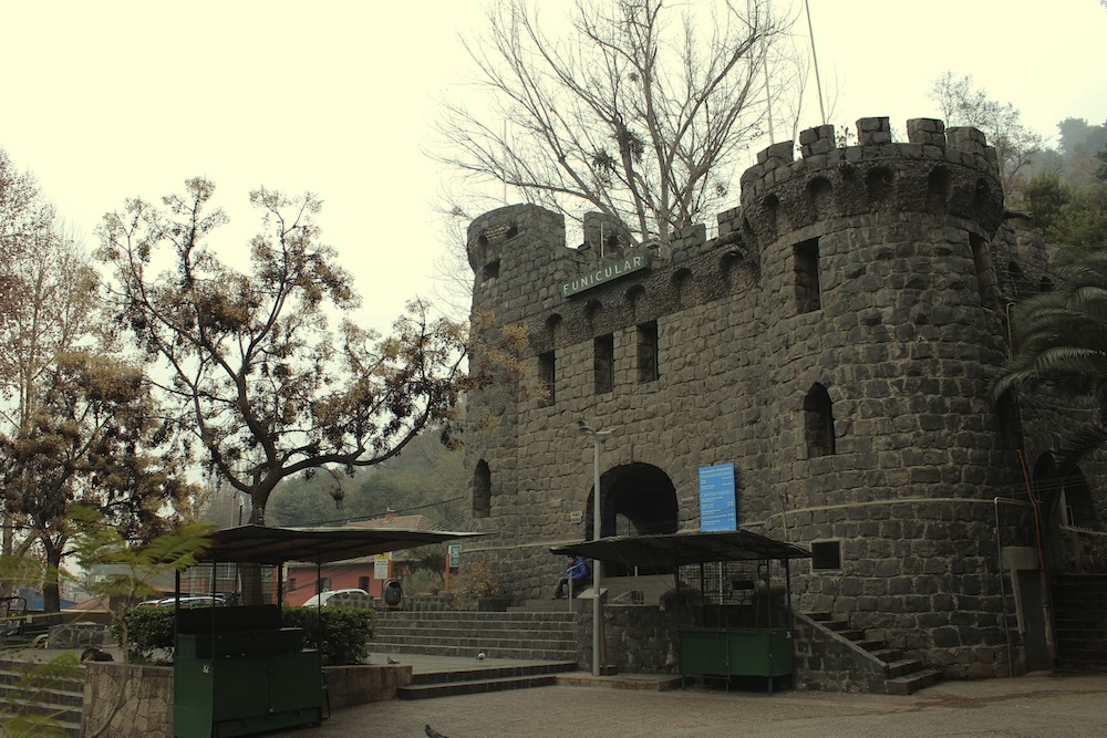Funicular del Zoológico Metropolitano. © Plataforma Urbana.