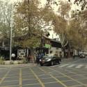 Fin de la calle Pío Nono. © Plataforma Urbana.