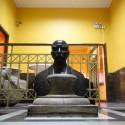 Busto de BVM. © Plataforma Urbana.