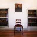 Biblioteca personal de BVM. © Plataforma Urbana.