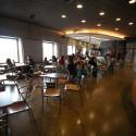 Cafetería segundo piso. © Plataforma Urbana.