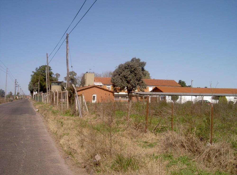 Borde predio militar de Moreno, Buenos Aires