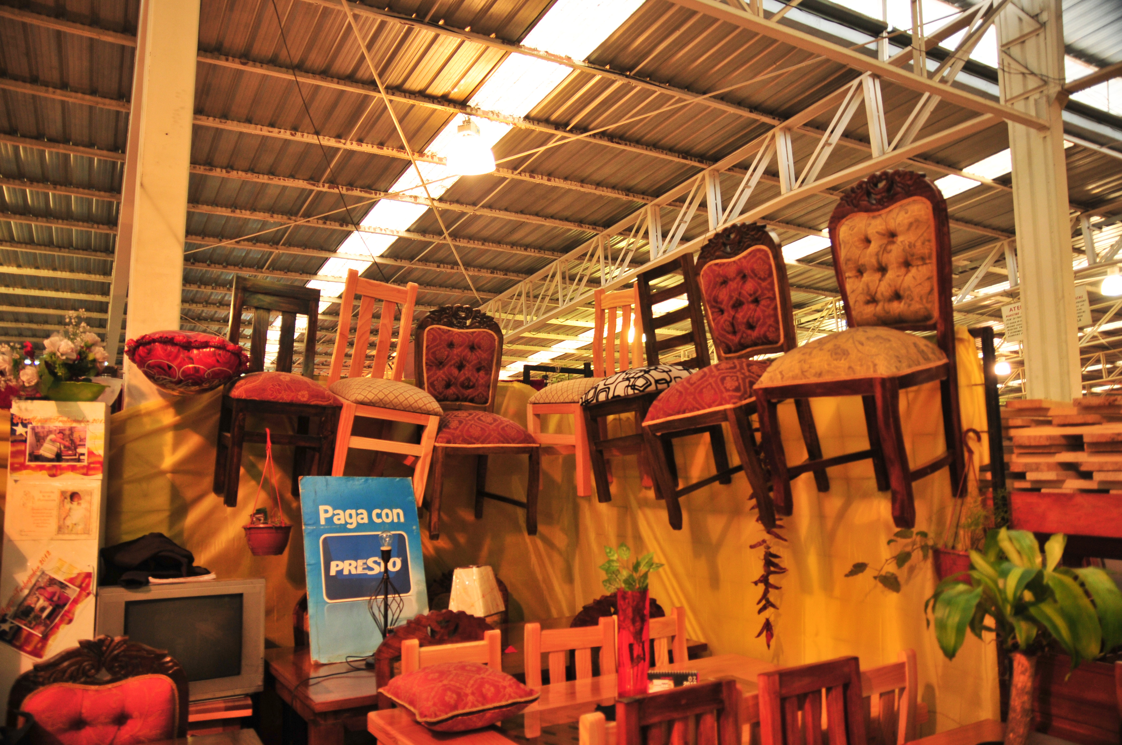 Gu a urbana de santiago barrio franklin plataforma urbana for Comedores baratos en franklin