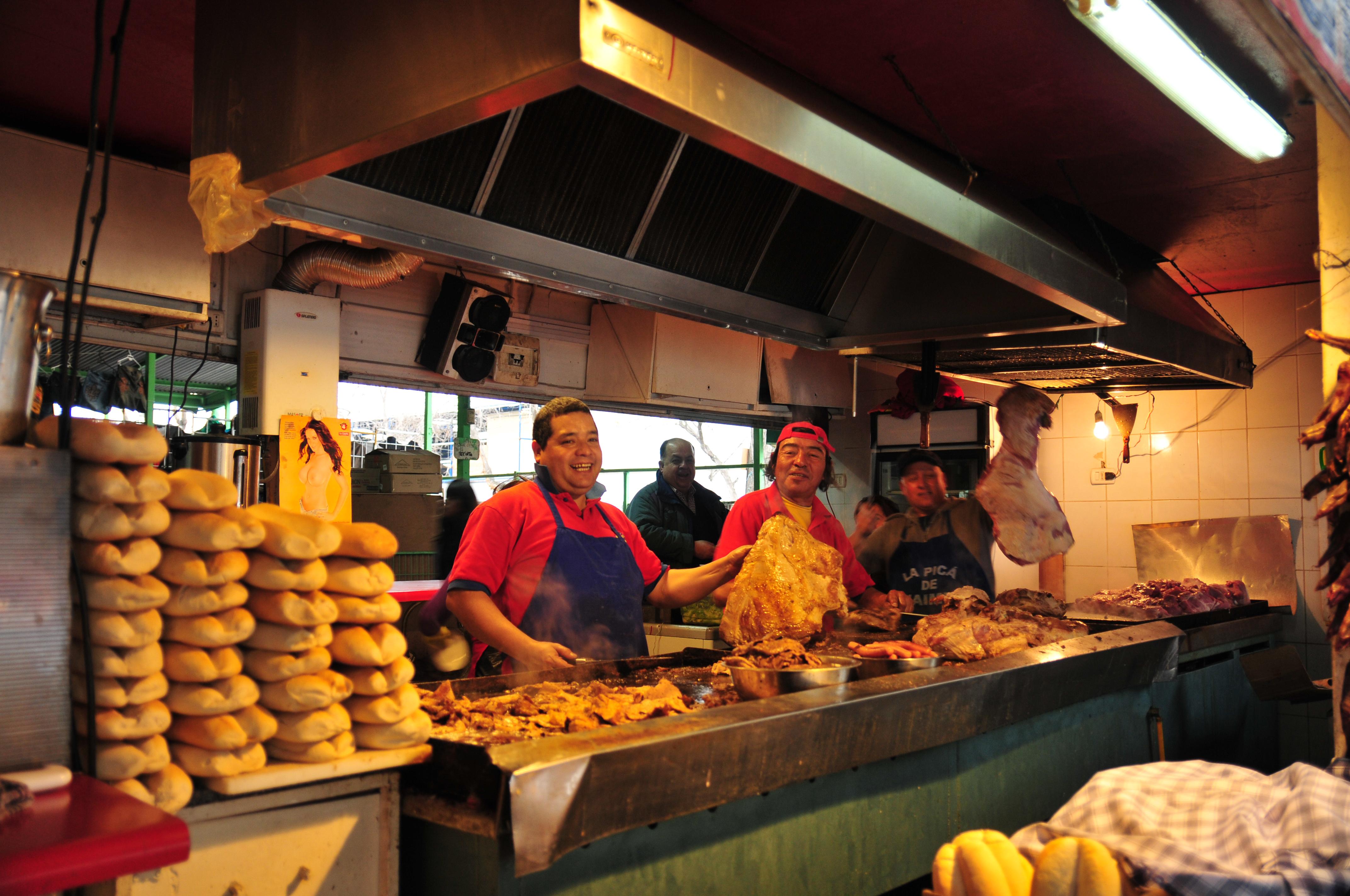 Guía Urbana de Santiago: Barrio Franklin, Plataforma Urbana