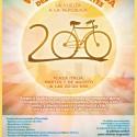 Afiche Oficial Cicletada 200
