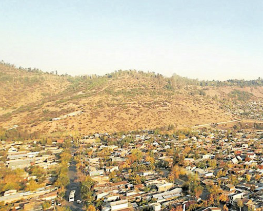Cerro RM