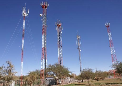 Saturación antenas
