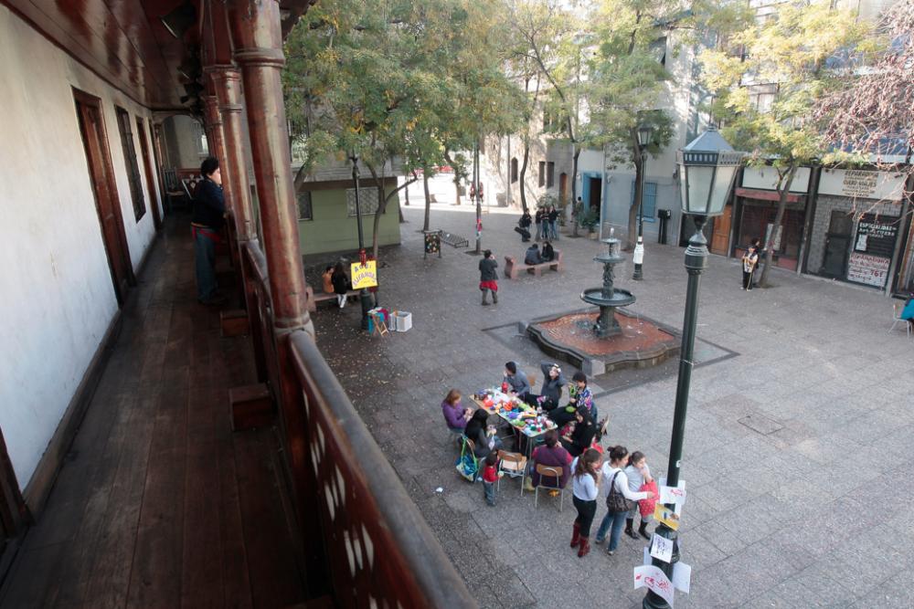 Barrios Zona Típica