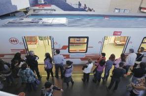Metro aire acondicionado