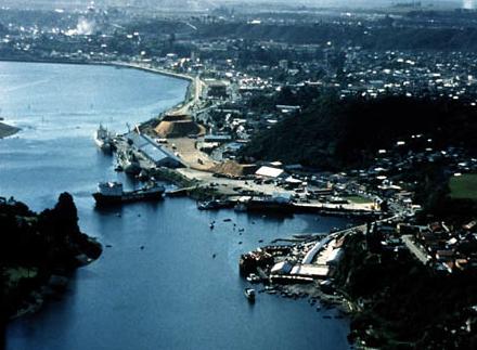 Empresa Portuaria Puerto Montt