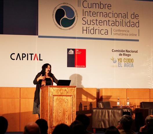 II Cumbre Internacional de Sustentabilidad Hídrica