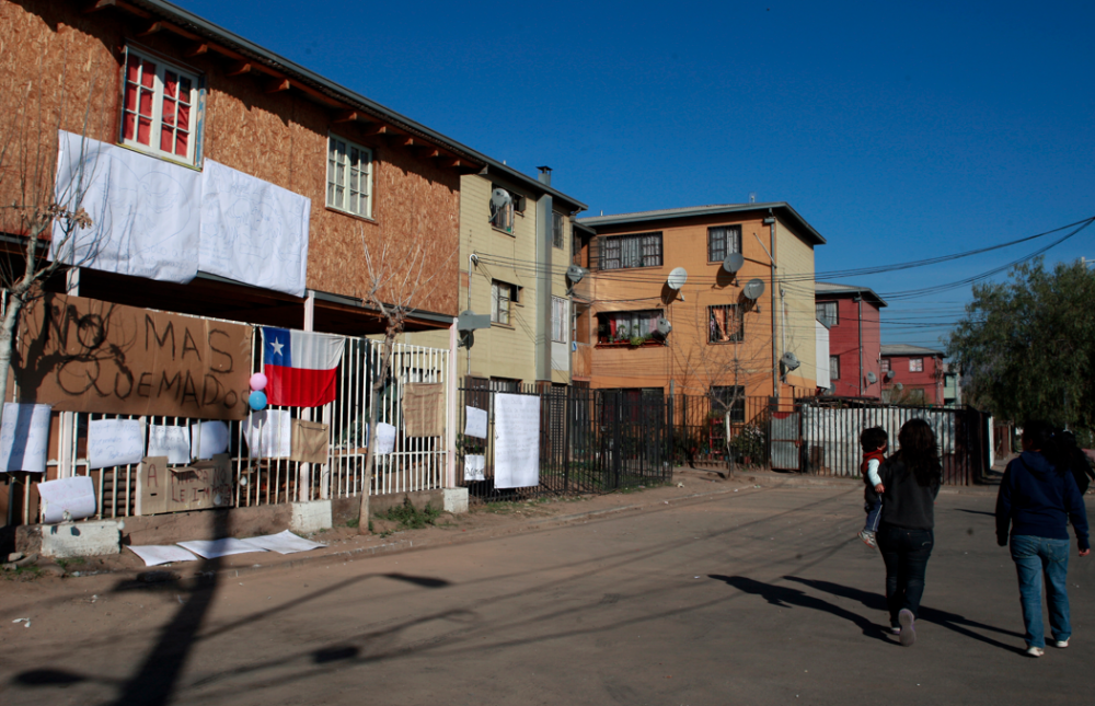 Demolición viviendas