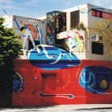 Los graffitis ganan la calle 01 - de PELOS DE PLUMA