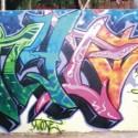 Los graffitis ganan la calle 04 - de NITO