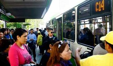 Redbus Transantiago