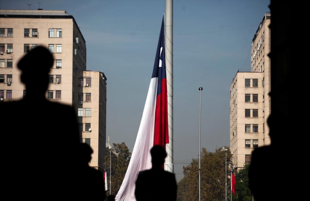 Banderas Bicentenario
