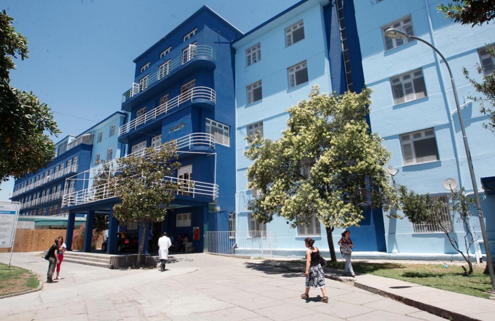 MOP hospitales