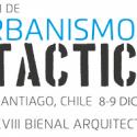 1er Salón de Urbanismo Táctico Latino América en la XVIII Bienal de Arquitectura