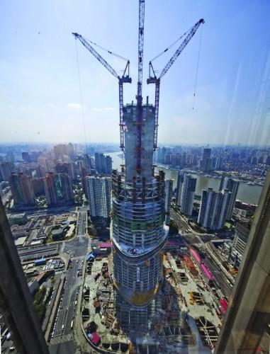 Shanghai Tower - Cortesía de Gensler