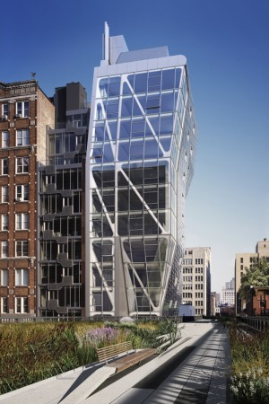 High Line 23 - Courtesy of Neil M Denari Architects