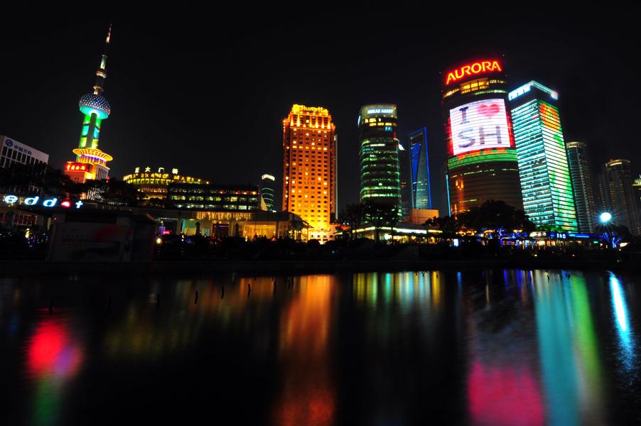 Shanghai © MikeBehnken