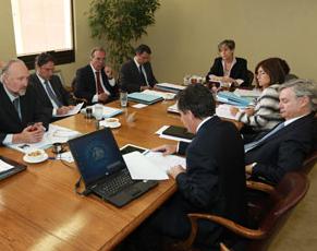 Comisiones Senado