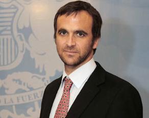 subsecretario de Vivienda y Urbanismo, Francisco Irarrázaval,