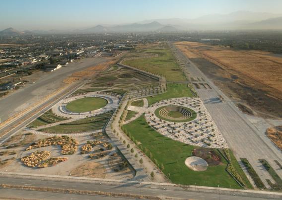 Proyecto Ciudad Parque Bicentenario