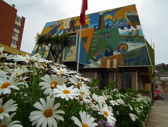 Biblioteca pública de Coquimbo