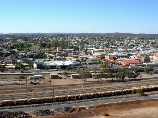 Broken Hill Australia  city photos gallery : Broken Hill, Australia © Aaron A. Aardvark, vía Flickr