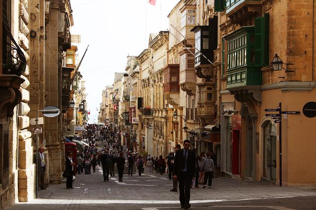 1La Valeta, Malta