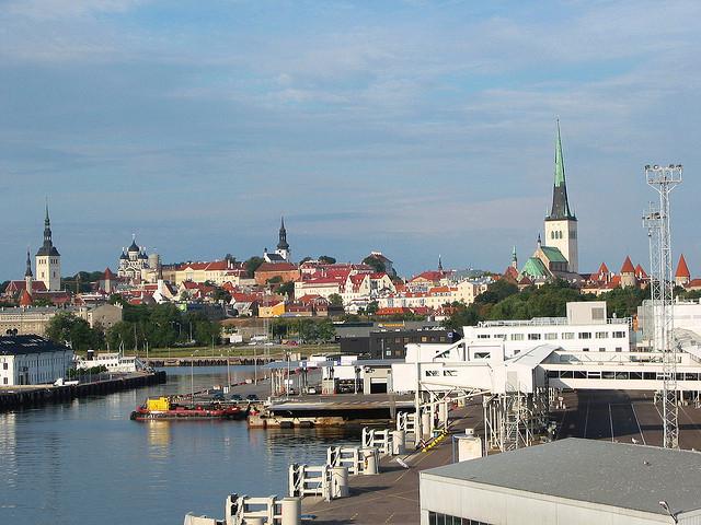 Tallin, Estonia. © paula soler-moya; vía Flickr