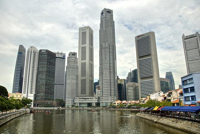 Ciudad de Singapur, Singapur. © HooLengSiong; vía Flickr.