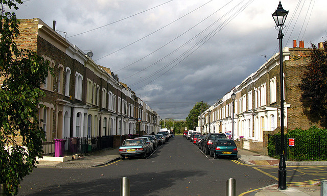 East London. © TheeErin; vía Flickr.