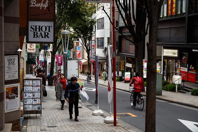 Tokio, Japón ©  michaelvito; vía Flickr