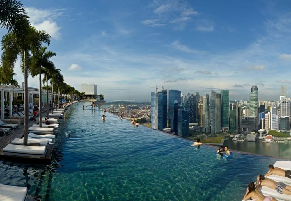 piscina singapur copia plataforma urbana