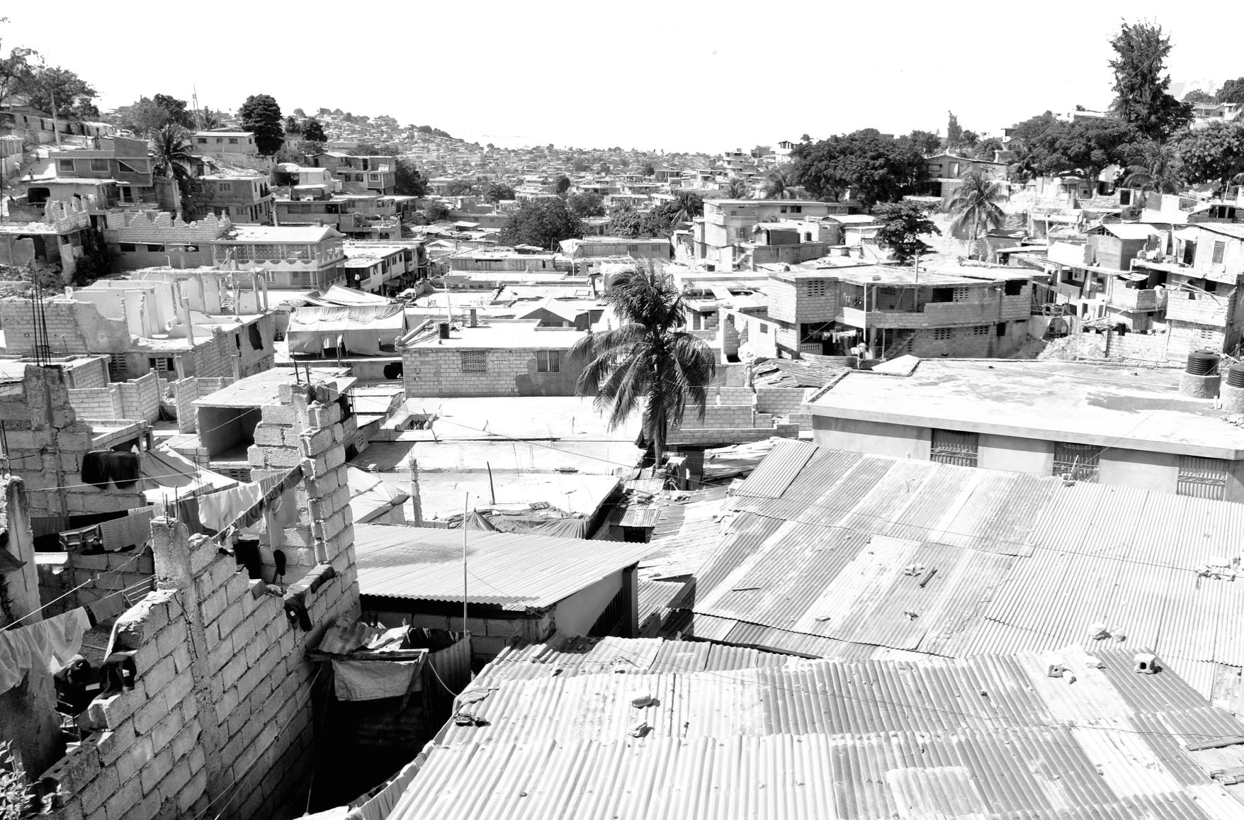Como Es Vivir En Haiti haiti, la búsqueda de un proyecto a la medida, plataforma urbana