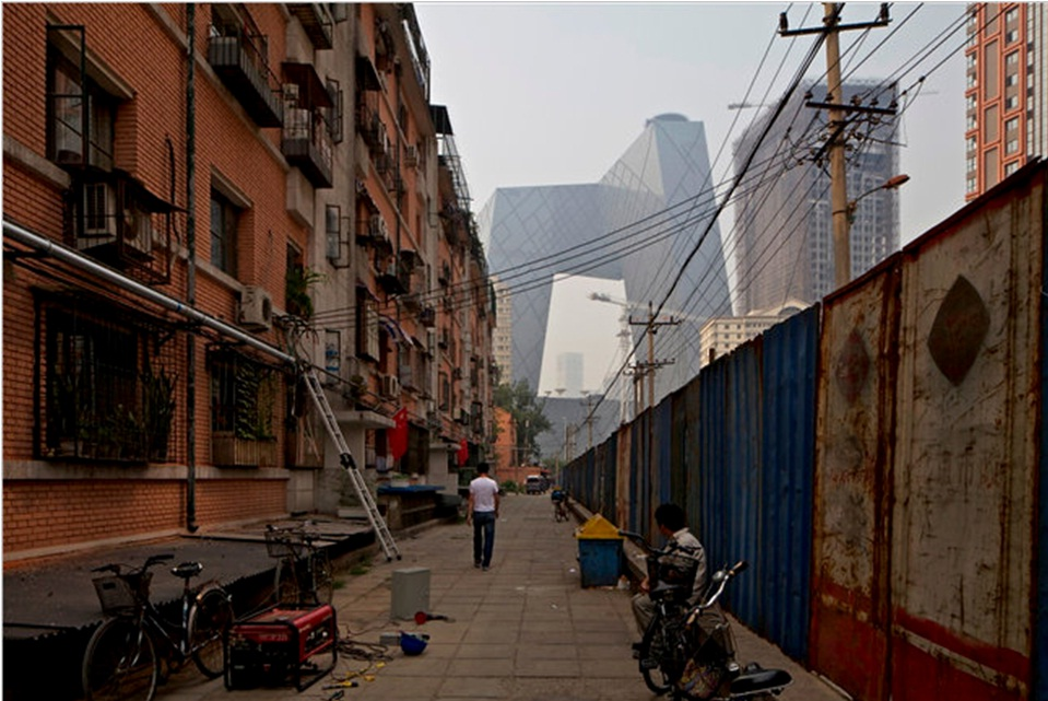 Miradas sobre Pekín 2