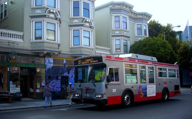 Distrito Haight-Ashbur, San Francisco, EE.UU. ©  LA Wad; vía flickr