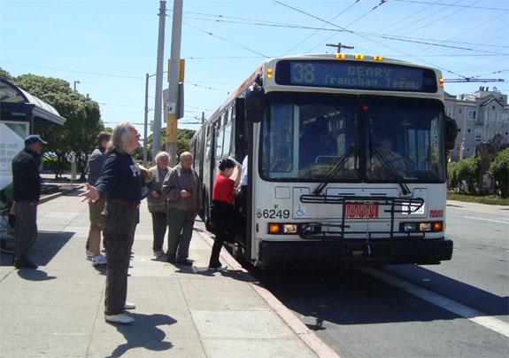 San Francisco, EE.UU. Fuente imagen: sf.streetsblog.org