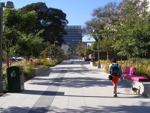 Grand Park, Los Ángeles, EE.UU. ©dan reed!; vía Flickr