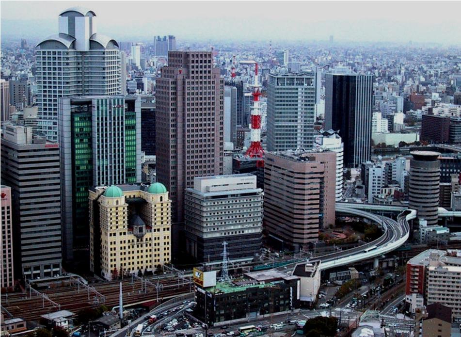 Miradas sobre Osaka 4