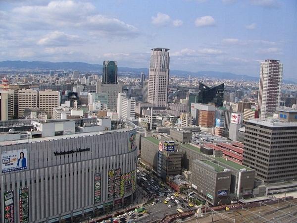 Miradas sobre Osaka 5